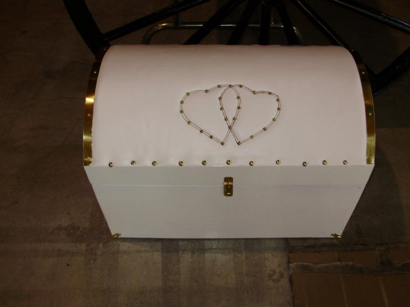 Carriage Trunks or small hope chest